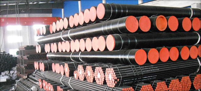 SMLS Steel Pipe, Flexible Steel Pipe, Steel Water Pipe