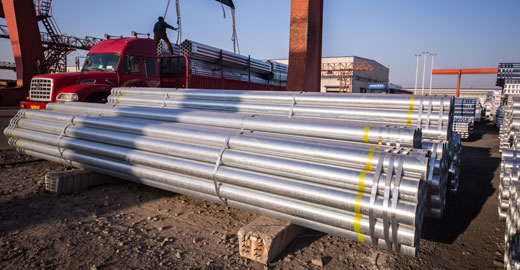 Galvanized Steel Pipe, Galvanized Steel Pipes, Schedule 40 Galvanized Steel Pipe, GI Pipe