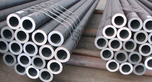 DN1629 ST44 / 47 / 52 Steel Pipe, CS Round Pipe