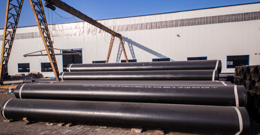 ASTM A106 Pipes, SMLS Steel Pipe