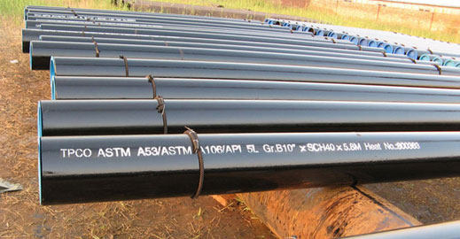 ASTM A53 Pipe, ASTM A53 Pipes