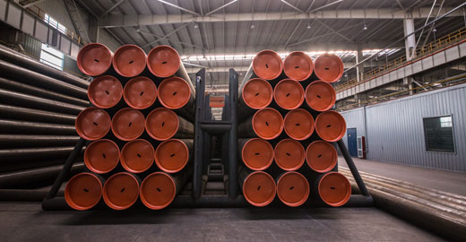 ERW API 5CT, ERW Steel Pipe, API 5CT Pipe