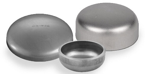 Steel-Cap, pipe cap, pipe end cap