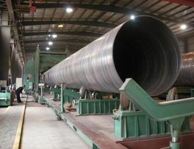 SSAW steel pipe ,Welded pipe