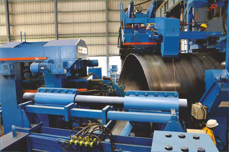 SSAW steel pipe price ,Welded pipe