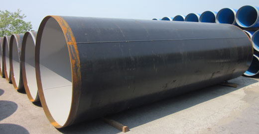 LSAW steel pipe, welded steel tube