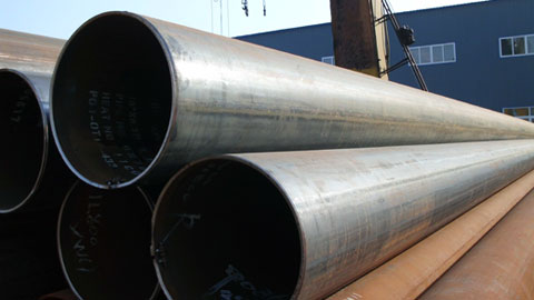 SSAW steel pipe, spiral steel pipe, piling pipe
