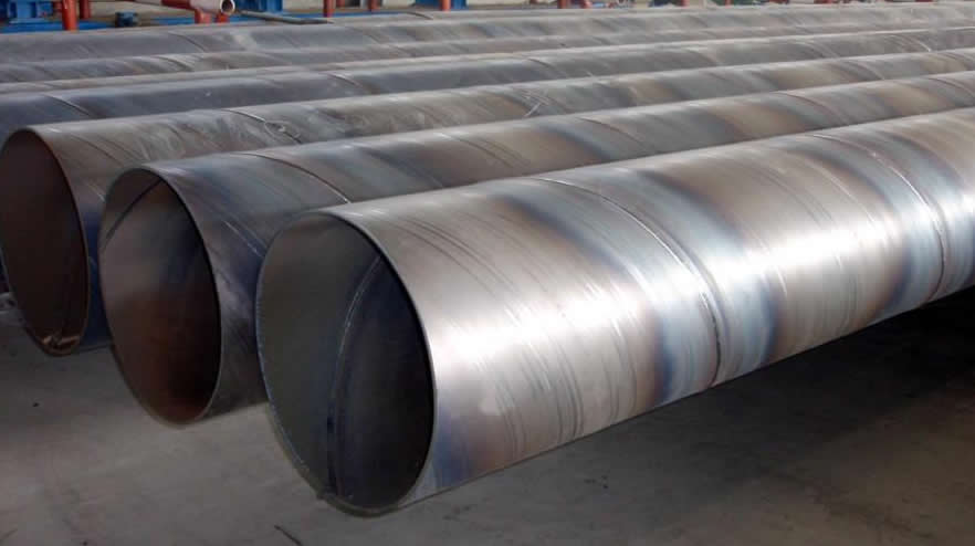 spiral steel pipe, welded steel pipe, spiral welded pipe