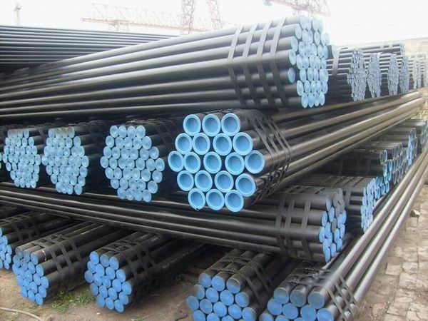 seamless steel pipe, hot rolled seamless pipe,smls pipe