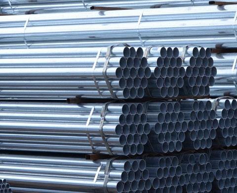 Precautions for hot-dip steel pipe