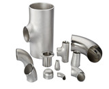 Tee, elbow, reducer are common pipe fittings